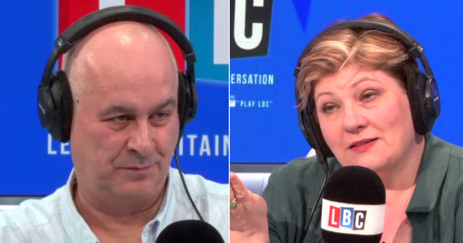 Iain Dale spoke to Emily Thornberry on his show