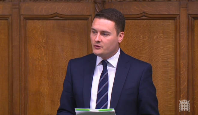Wes Streeting was speaking during a Commons debate on the definition of Islamophobia.