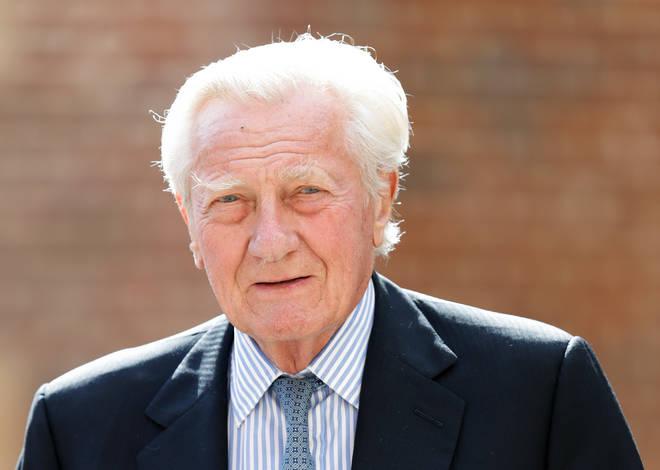 Former Deputy Prime Minister Lord Heseltine