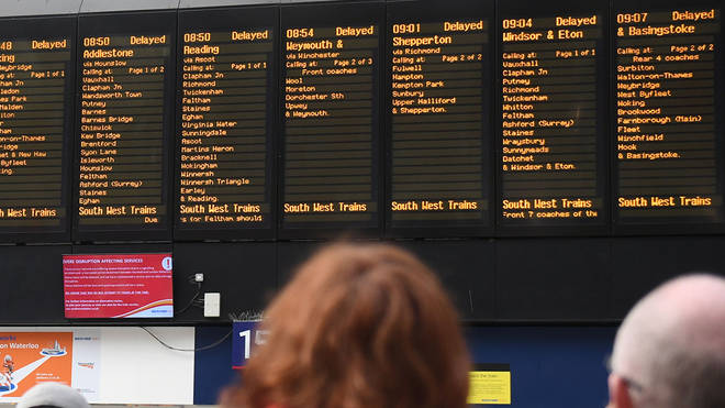 The summer train timetable has come into effect, with a thousand new services being introduced across the country