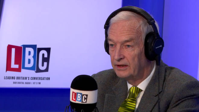 Jon Snow live on LBC
