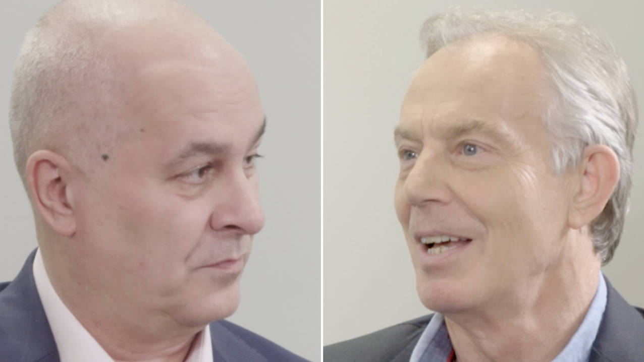 Tony Blair Reveals He Was Told To 'Stay Quiet' During Brexit Referendum