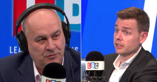 Iain Dale welcomed Matthew Goodwin on to his News Panel