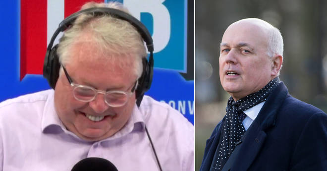 Iain Duncan Smith didn't pull his punches when discussing Theresa May's new Brexit plan