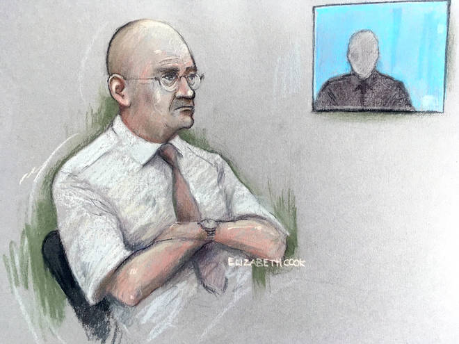 Higgins was found guilty following an eight-week trial.