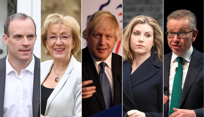 Image result for tory leadership candidates