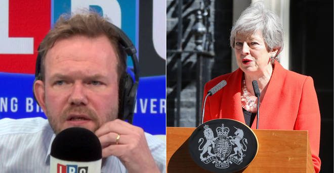 "James O&squot;Brien labelled May&squot;s speech ""disgusting"""
