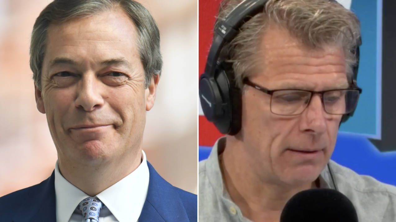 Andrew Castle Tells Tory Leadership Candidates: Deal With Leaving EU Or Face Farage 'De Facto' PM