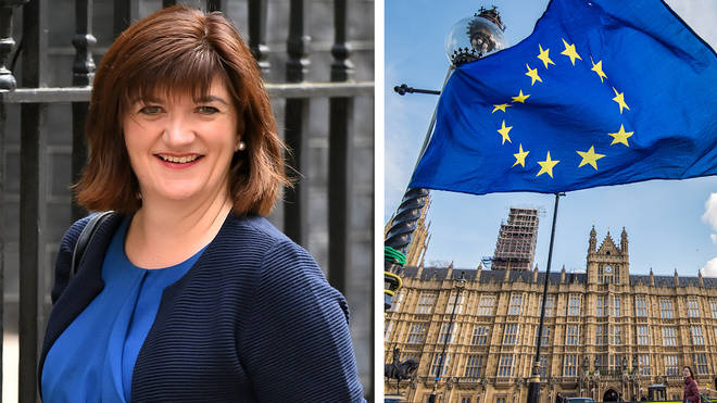 "Nicky Morgan says allegations that Vote Leave cheated were ""very concerning"""