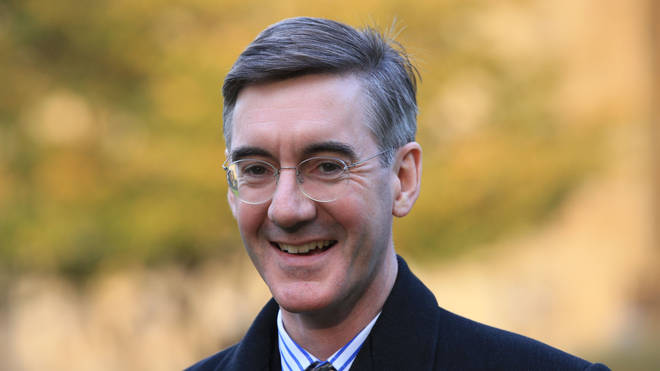 Jacob Rees-Mogg tweeted an inaccurate article on EU tariffs.
