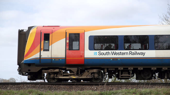 Customers on South Western Railway are facing disruption.