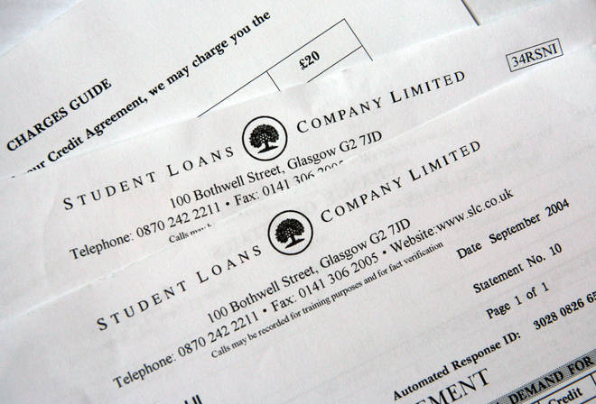A review says graduates should pay back their debts over 40 years, and not 30.