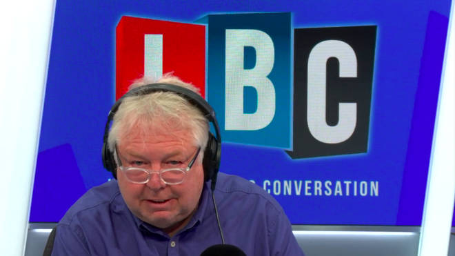 Nick Ferrari asked this environmental campaigner a very direct question.