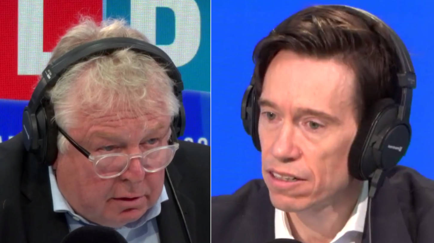 Rory Talks: Rory Stewart Grilled By LBC Listeners - Watch Live From 8.30am