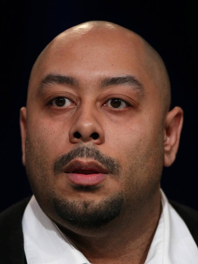 Raymond Santana was 14 years old when he was put on trial for the rape of Trisha Meili