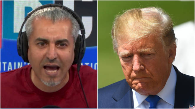 Maajid gave one caller a powerful reason not to overuse terms like fascist.