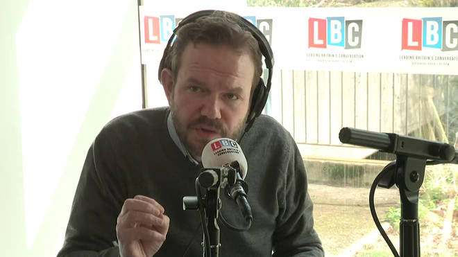 James O'Brien at the Stephen Lawrence Centre