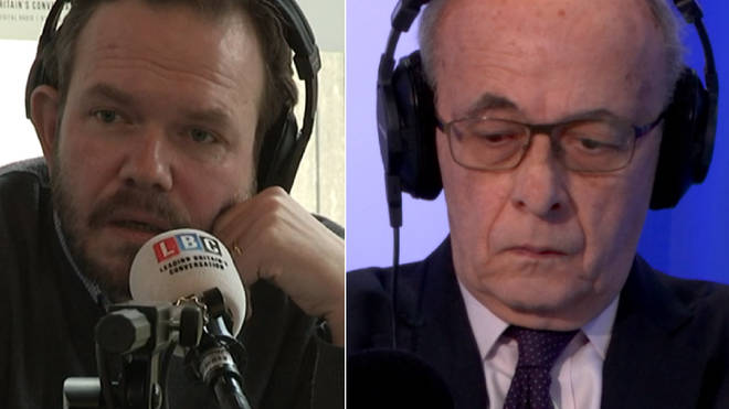 James O'Brien with Lord Kerr