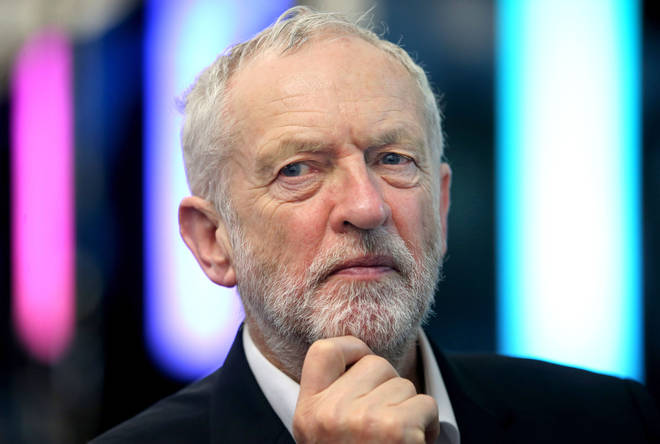 Jeremy Corbyn faces criticism for his handling of the anti-Semitism row within the Labour Party.