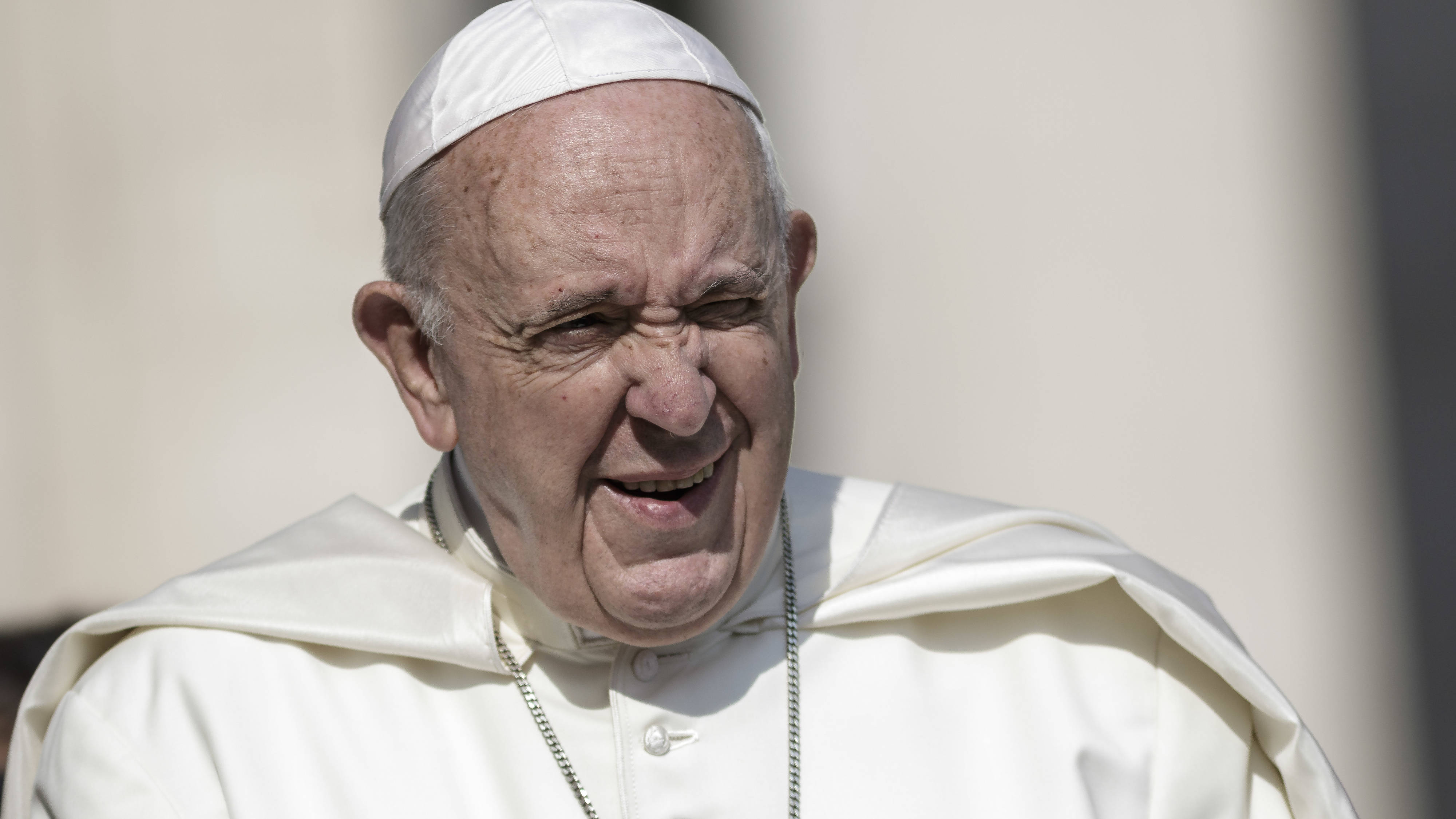 Pope Approves Changes To Lord's Prayer