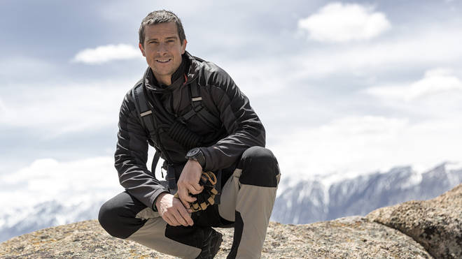 Bear Grylls was included on the Birthday Honours list
