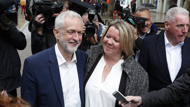 "Jeremy Corbyn said newly elected Peterborough MP Lisa Forbes is ""not a racist"" after she apologised for engaging with anti-Semitism on Facebook"