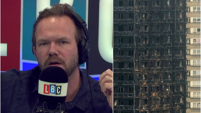 James O'Brien was furious as he discovered the extend of social cleansing in London
