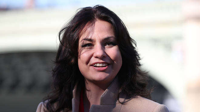 Independent MP Heidi Allen briefly served as leader of Change UK after leaving the Conservative Party