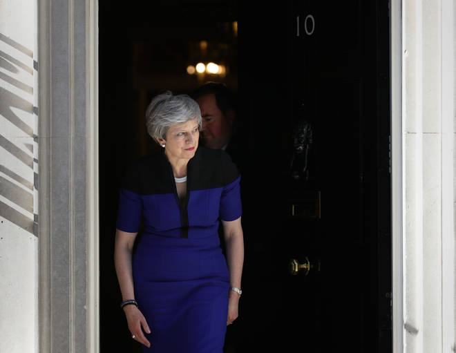 Theresa May leaves Downing Street - who will replace her?
