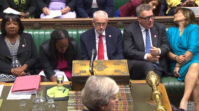 Labour frontbench