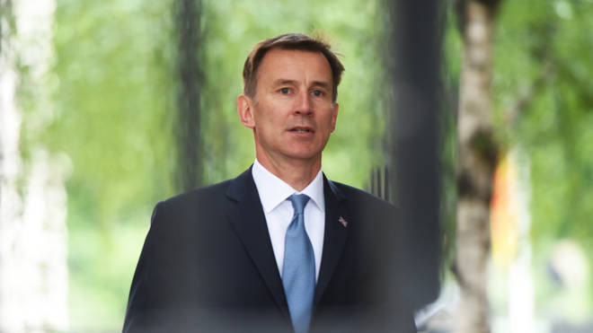 Jeremy Hunt came up with the idea of making over-75s pay for the TV Licence