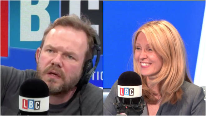 After Tory leadership hopeful Esther McVey told LBC that foreign aid has been mis-spent, including on an airport where the runway was built in the wrong direction facing the wind, James O'Brien took a deeper look into her claims.