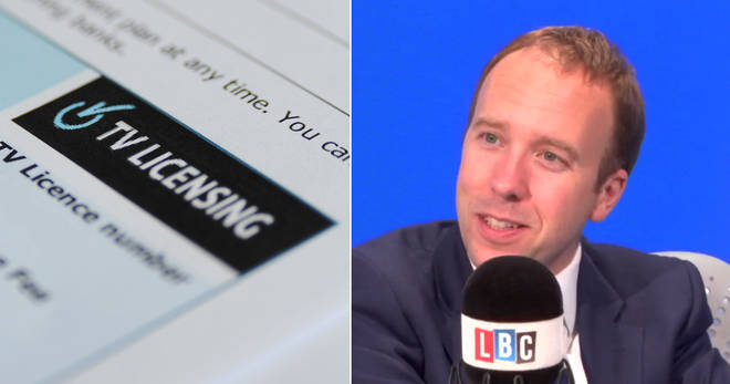 Matt Hancock expects the TV Licence to be scrapped within 10 years