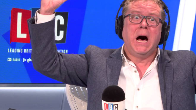 Jon Culshaw did his Boris Johnson impression live on air