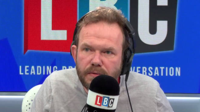 A caller to James O'Brien couldn't come up with one example to back up his claim