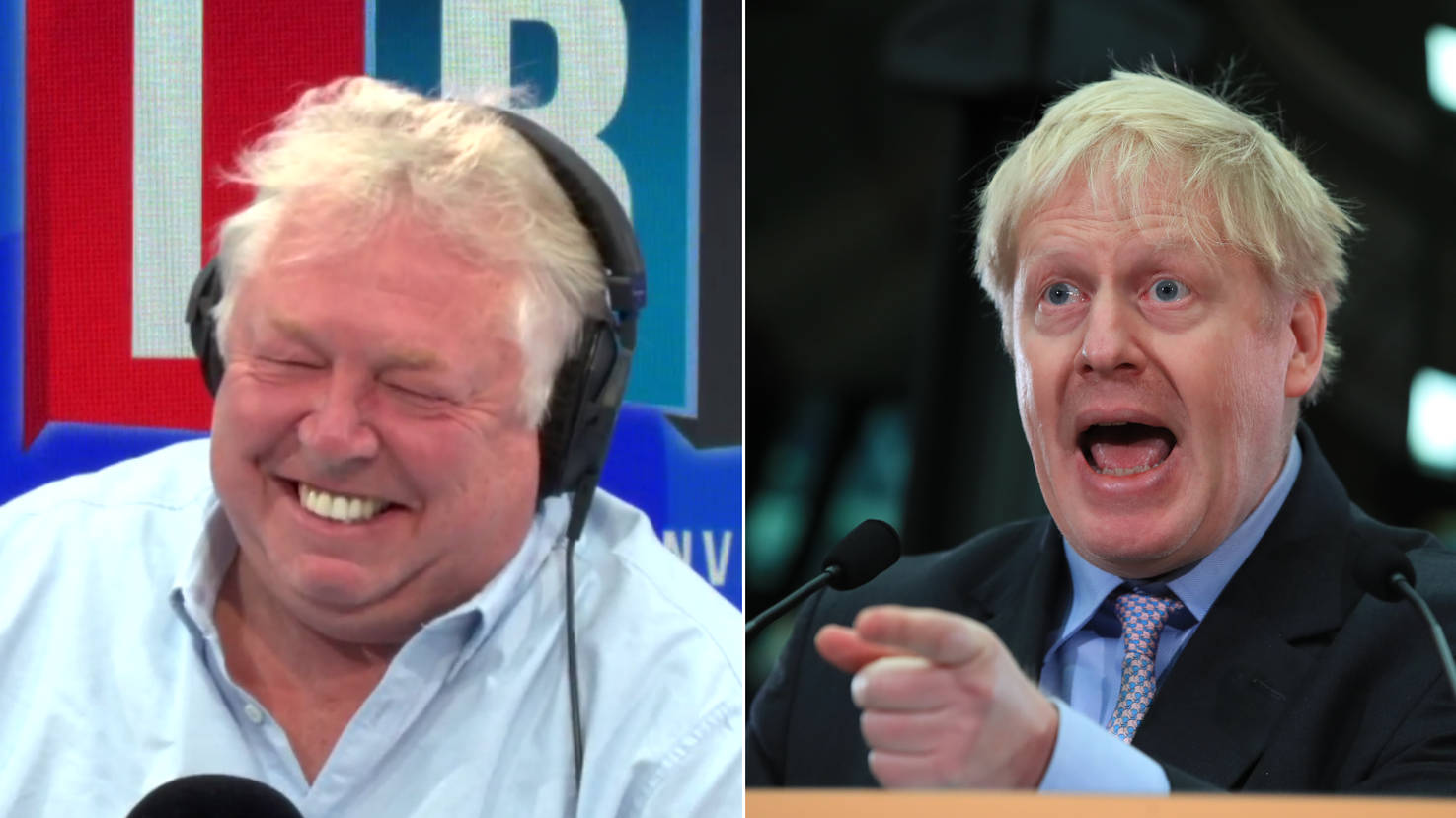 Caller's Response To Prime Minister Boris Johnson Left LBC Listeners In Hysterics