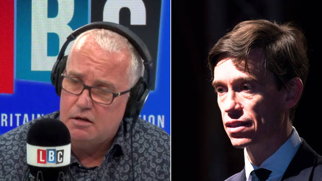 Rory Stewart wouldn't answer Eddie Mair's question
