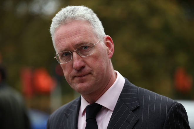 Former Lib Dem MP and comedian Lembit Opik