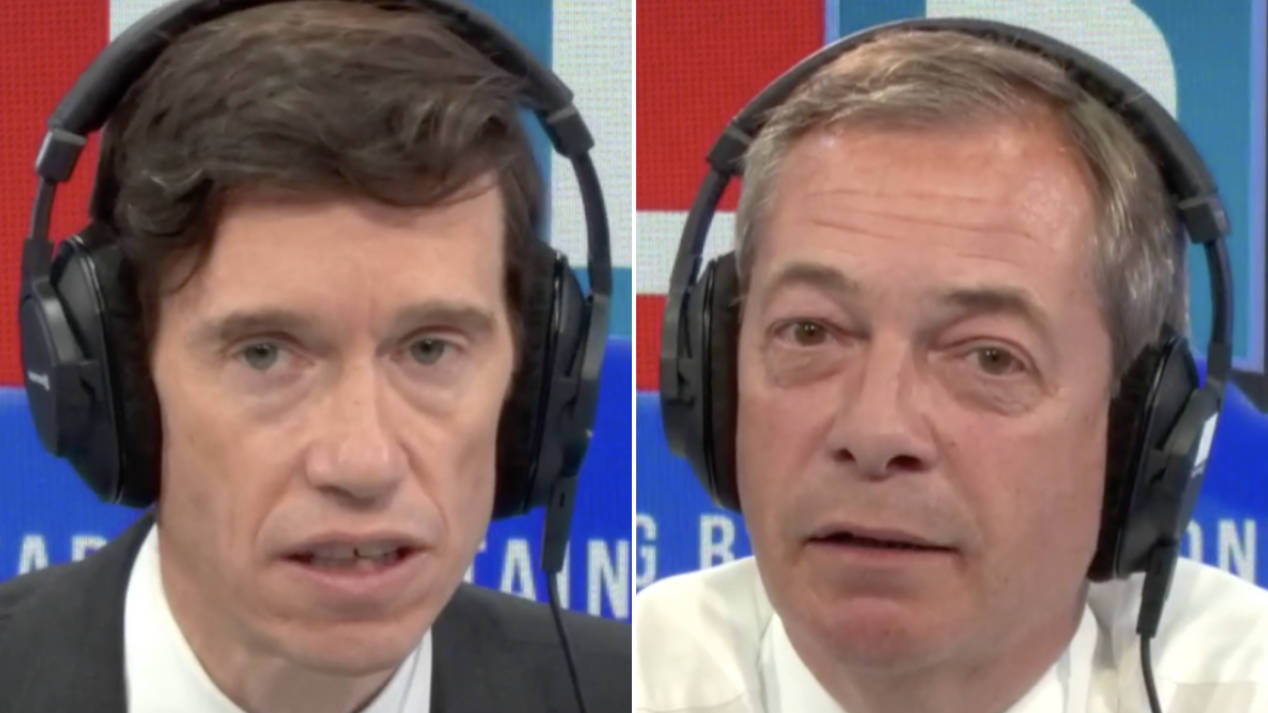 Rory Stewart Offers Nigel Farage Olive Branch On Brexit Negotiations
