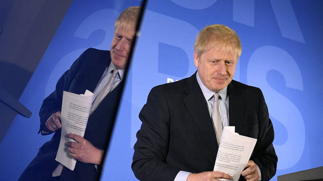 Boris Johnson said he would not attend Channel 4's leadership debate