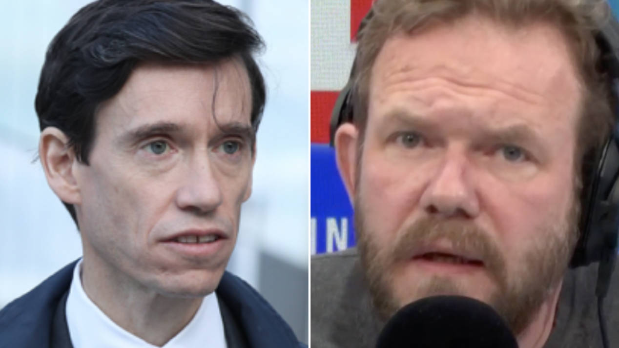 James O'Brien: Rory Stewart At Least Recognises Brexit Reality