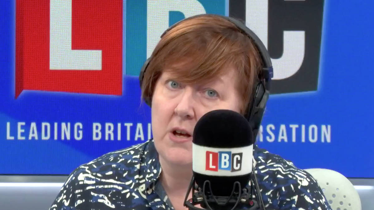 Labour Member Quits Party On LBC After Brexit Row With Fellow Member