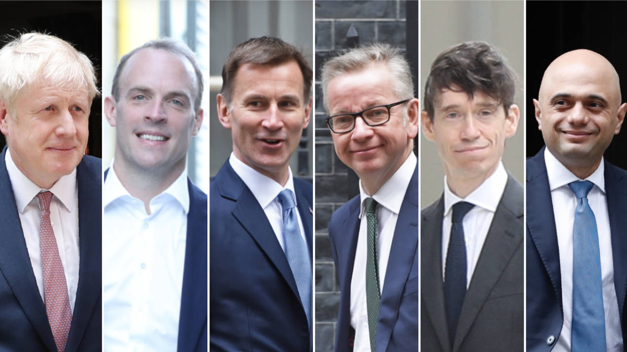 Tory Leadership Contest: The Race For Second Place Explained