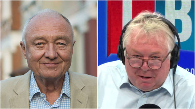 Ken Livingston was speaking to LBC's Nick Ferrari