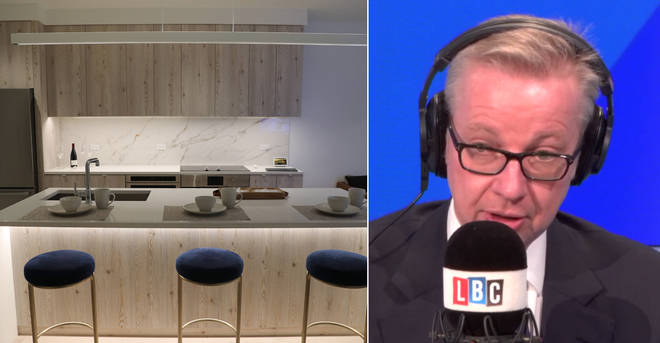 Michael Gove tried out a Brexit kitchen analogy