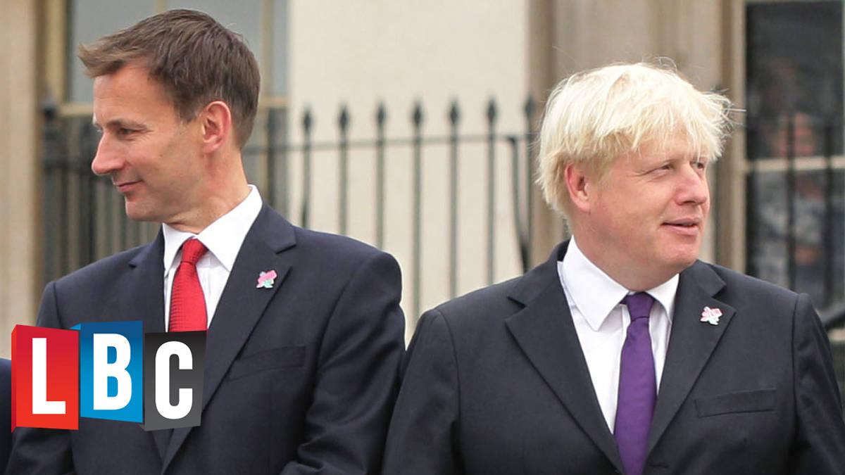 Conservative Leadership Contest: Boris Johnson Vs Jeremy Hunt