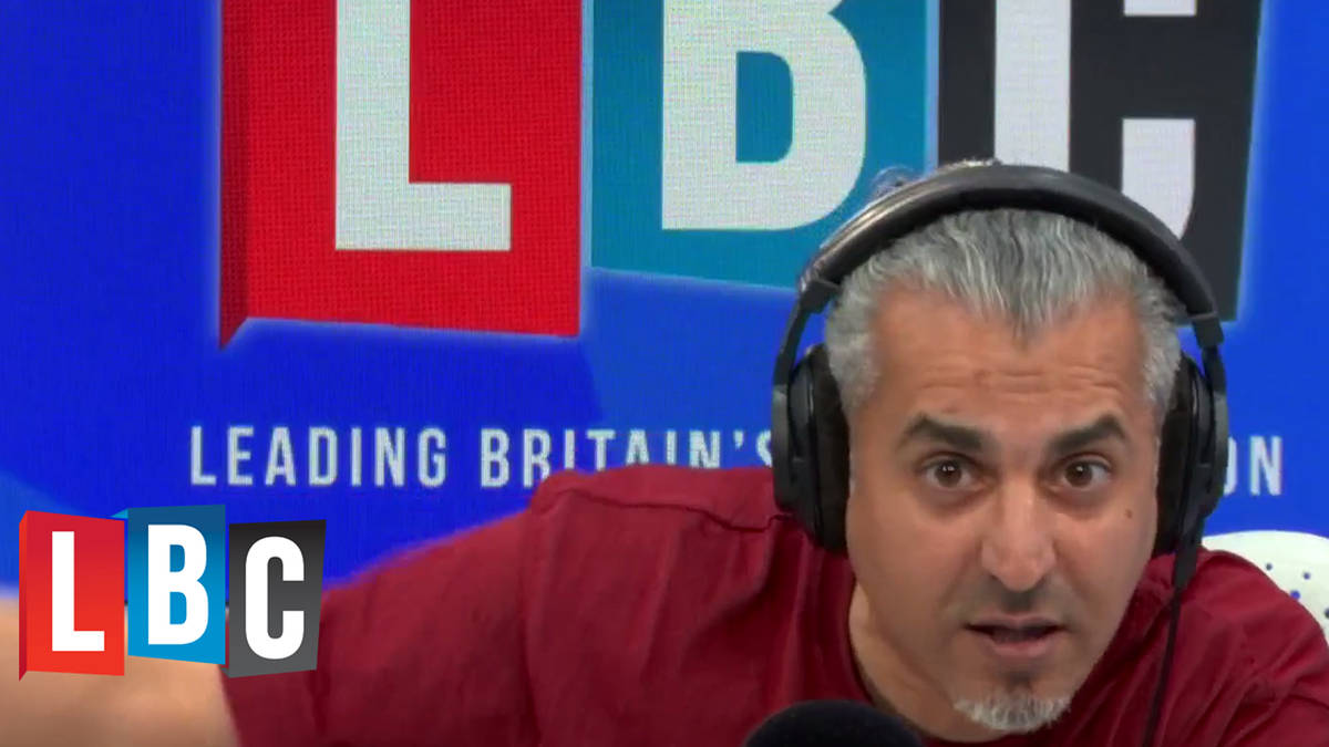 Maajid Nawaz Pulls Apart Neighbour's Argument For Recording Boris Johnson Row