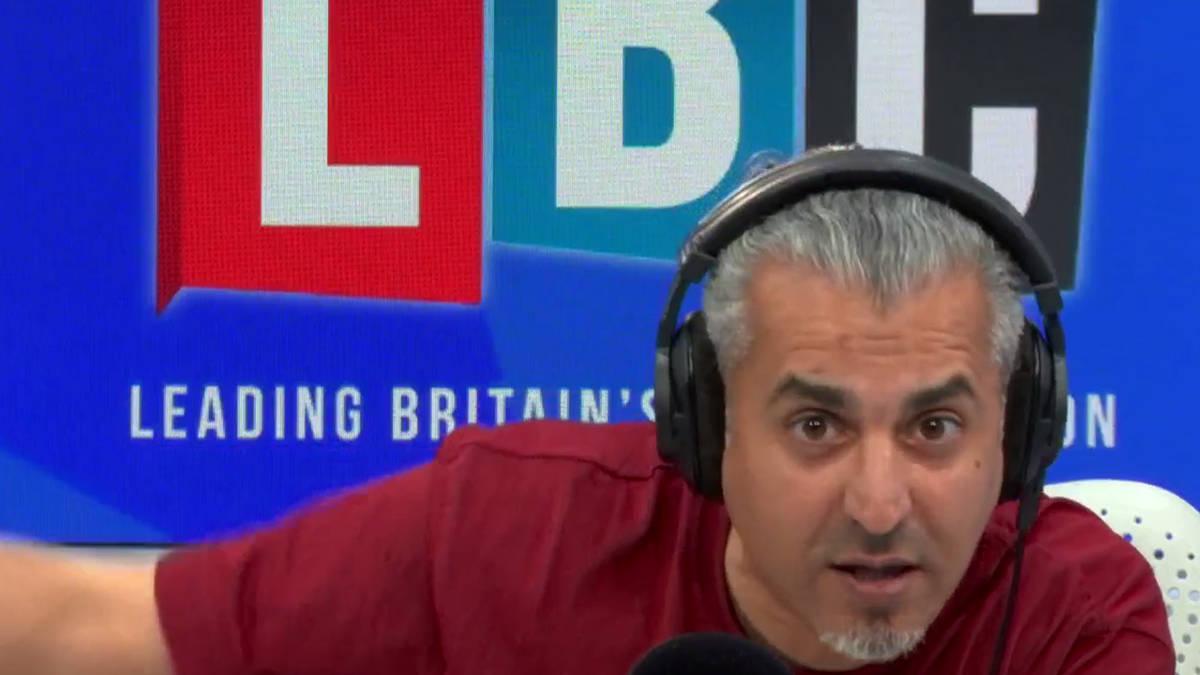 Maajid Nawaz Pulls Apart Neighbour's Argument For Recording Boris Johnson Row
