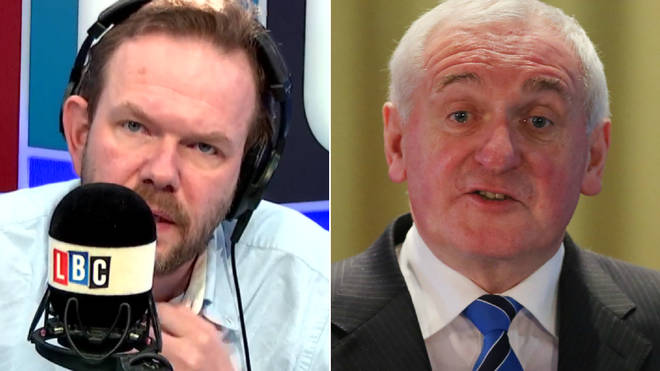 James O'Brien spoke to Bertie Ahern