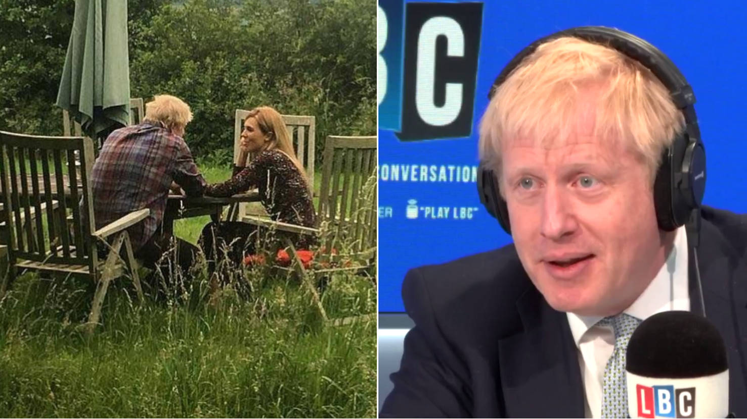 Boris Johnson Refuses To Answer Question About Couple Picture 26 TIMES